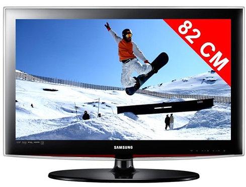 -ECRAN LCD  32 POUCES 82 CM SAMSUNG (ECRAN32)