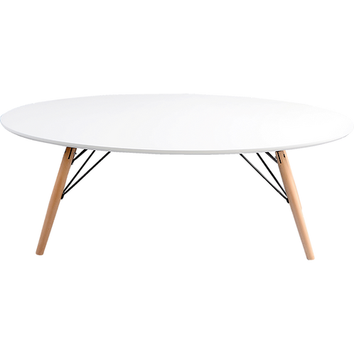 -TABLE BASSE OVALE (TABOVA)