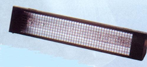 -NEON 60 CM LUMIERE NOIRE BOITIER METAL (NEON60METAL)