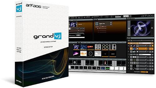 -REGIE VIDEO GRAND VJ2 PC + CONTROLEUR