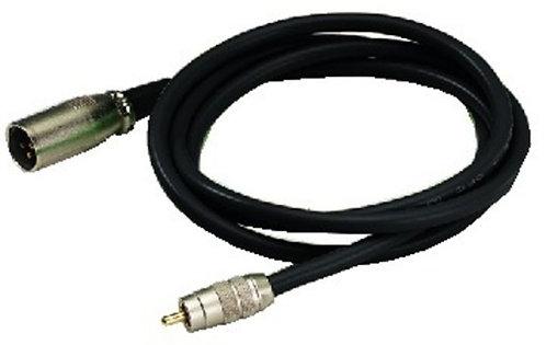 -CABLE RCA XLR (RCAXLR)