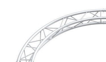 - QUART CERCLE STRUCTURE TRIO 290 3M (QUARTCERCLE3M)