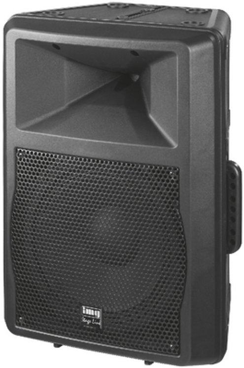 -ENCEINTE AMPLIFIEE 120W STAGELINE PAK110 (ENCAMP120ECO)