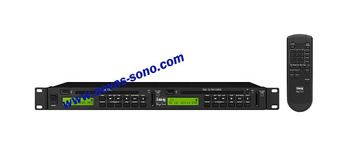-DOUBLE LECTEUR CD / USB  STAGE LINE CD-120 (CDDOUBLE)