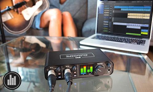 CARTE SON USB MOTU M2 (CARTESONUSB)