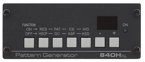 -GENERATEUR DE MIRE HDMI KRAMER (840HXL)