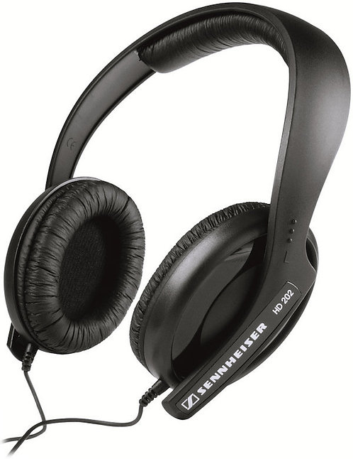 -CASQUE AUDIO SENNHEISER HD202 (HD202)