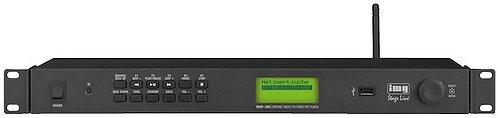 -RECEPTEUR RADIO  FM/ INTERNET WIFI ET LECTEUR USB MP3 STAGLINE WAP-100 (WAP100)