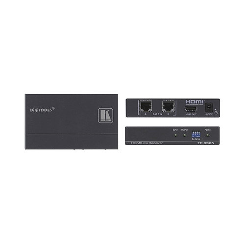 -DECODEUR HDMI 2 ENTREES DGKAT   KRAMER TP552N (TP552N)