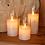 Thumbnail: -LOT 3 BOUGIES LEDS 12 / 15 17 CM (KITBOUGIES)