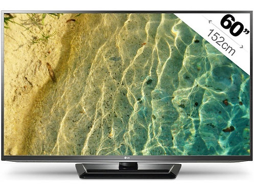 -ECRAN PLASMA 152 CM 60 POUCES LG 60PA6500 (TV60)