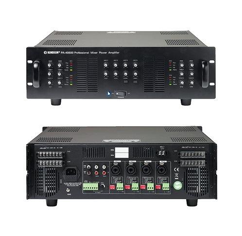 -AMPLI LIGNE 100V 4 X 250W RONDSON (AMP100V1000W)