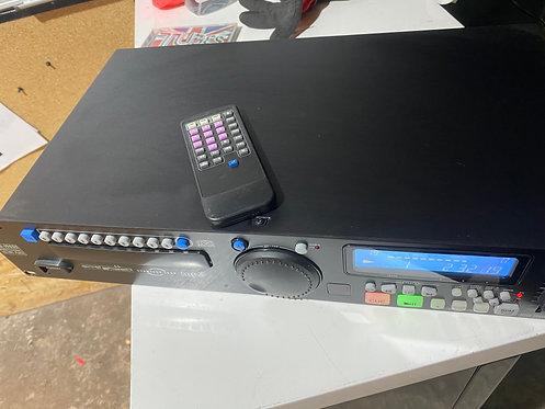 LECTEUR CD PRO MONACOR STAGE LINE CDJ194DJ AVEC TELECOMMANDE