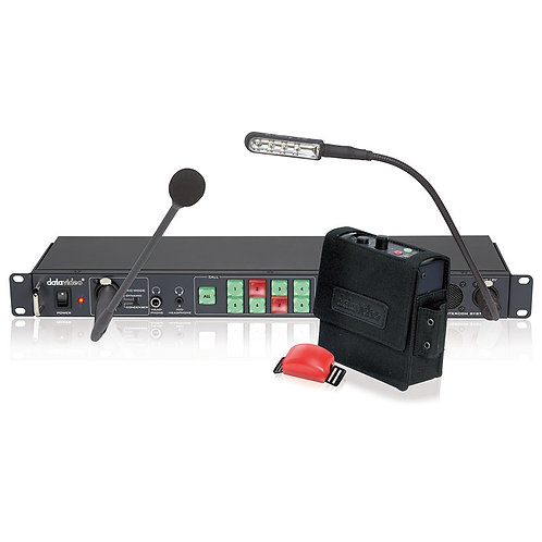 -CENTRALE INTERCOM FILAIRE DATA VIDEO+2 POSTES FILAIRES DATA VIDEO (INTERCOM2)