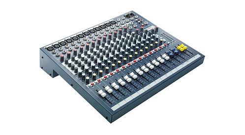 -CONSOLE DE MIXAGE SOUNDCRAFT EPM12 (EPM12)