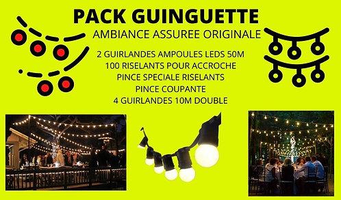 -PACK GUINGUETTE