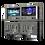 Thumbnail: -ECRANS DE CONTROLE RACK DVI SDI RGBLINK RMS 8424S (MONITRGBLINK)