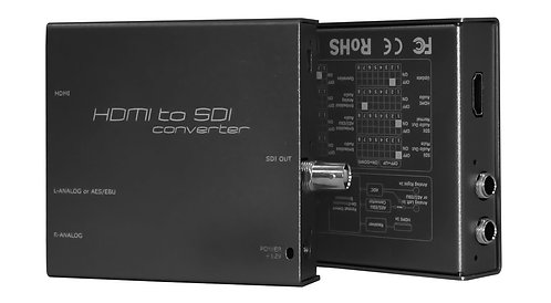 -CONVERTISSEUR SDI HDMI / HDMI SDI (CONVSDIHDMI2)