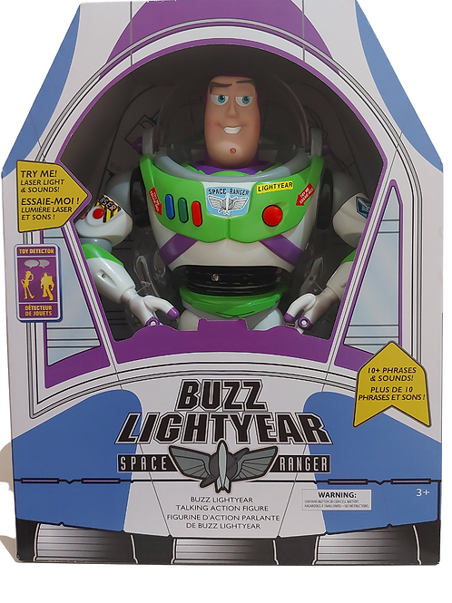 Boneco Buzz