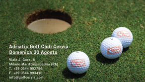 "Adros Spa sponsors ""Poltrona Frau Golf Challenge"""