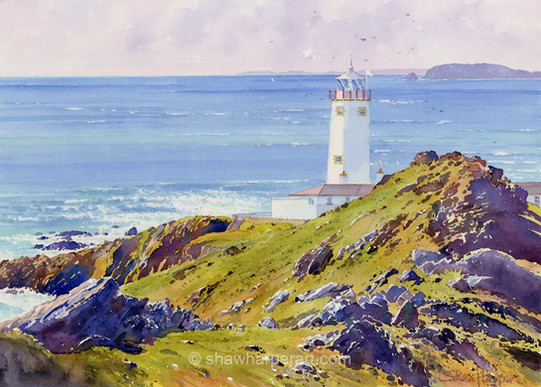 C86. Fanad Head Lighthouse.