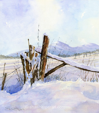 C50. Snow Fence.
