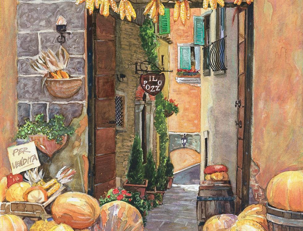 "B30. ""Il Pozzo"" Gateway Firenze."