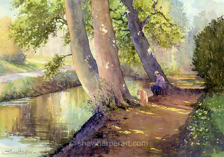 C47. Shimna Fishing.