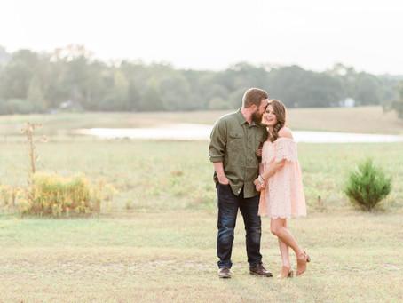 Kayla and Jacob | Senoia engagement