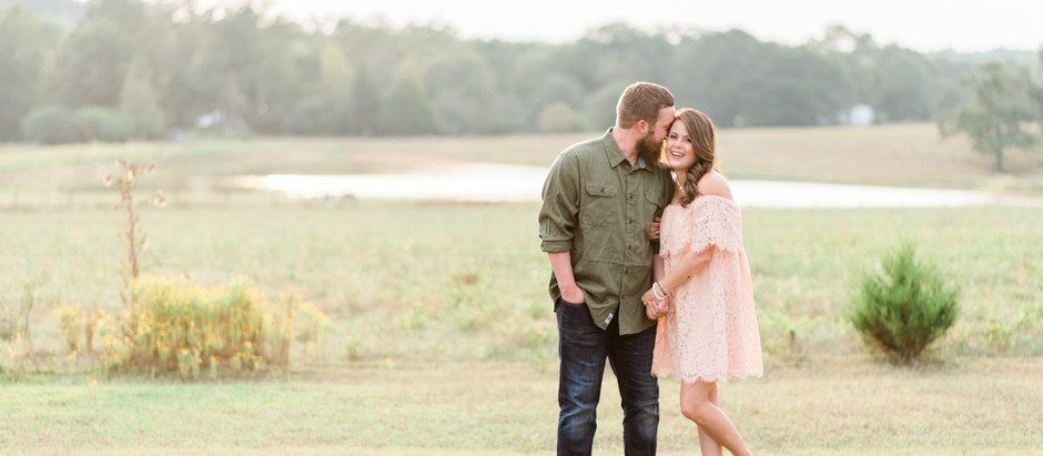 Kayla and Jacob | Senoia engagement