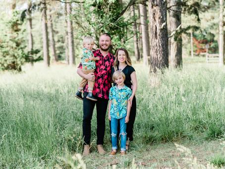 The Skidmore Family