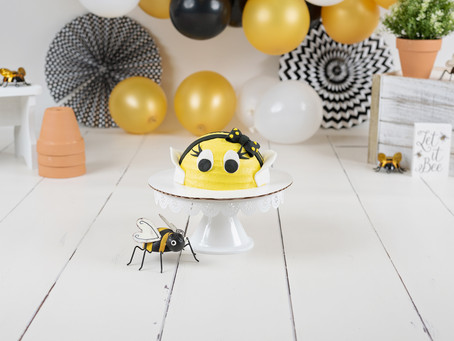 Happy first BEEday!