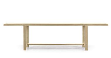 bardzo duży stół drewniany