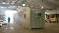 Container Conversion Office #3