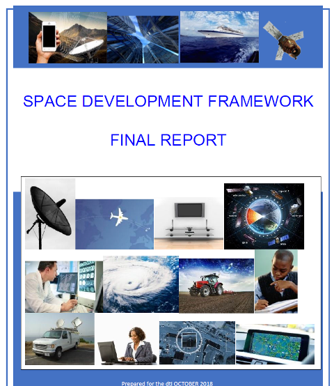Review of SA Space Development Framework