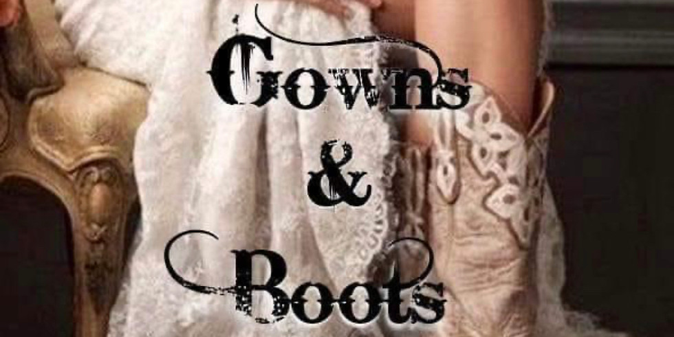 GOWNS & BOOTS BASH