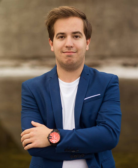 Nicolas Zangerle Portrait