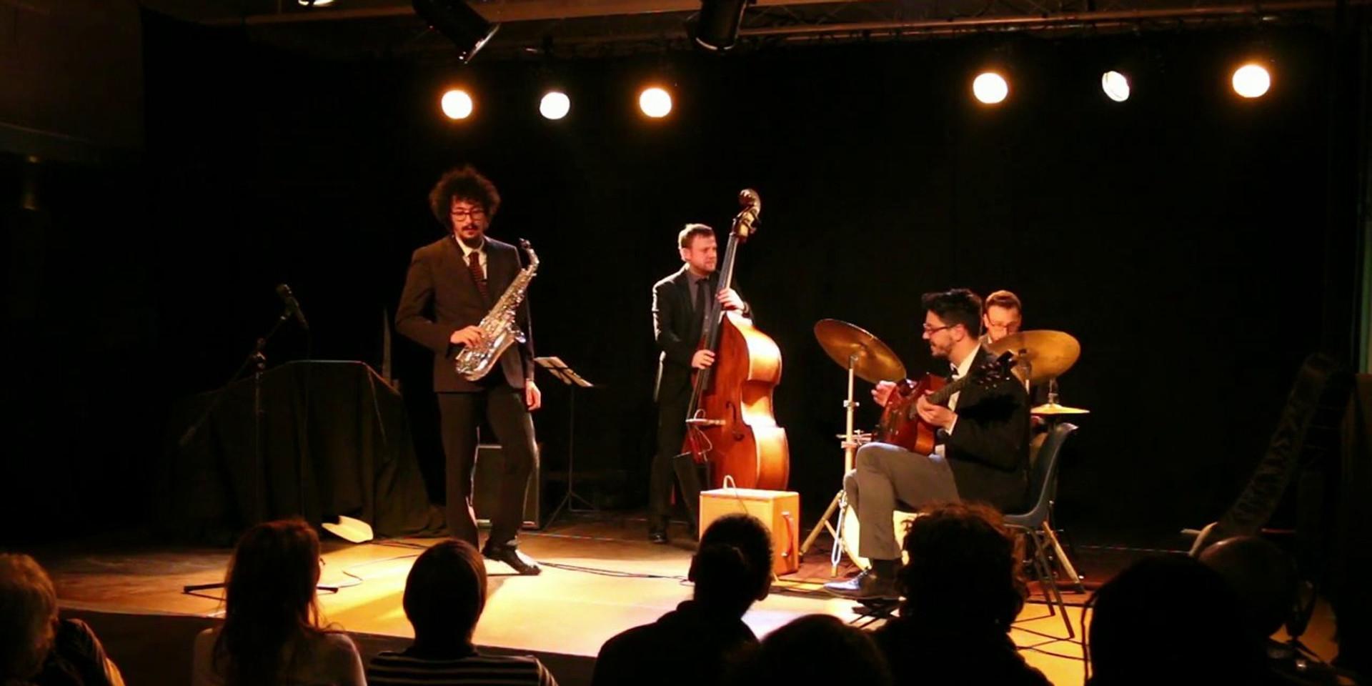 Luigi Grasso Quartet