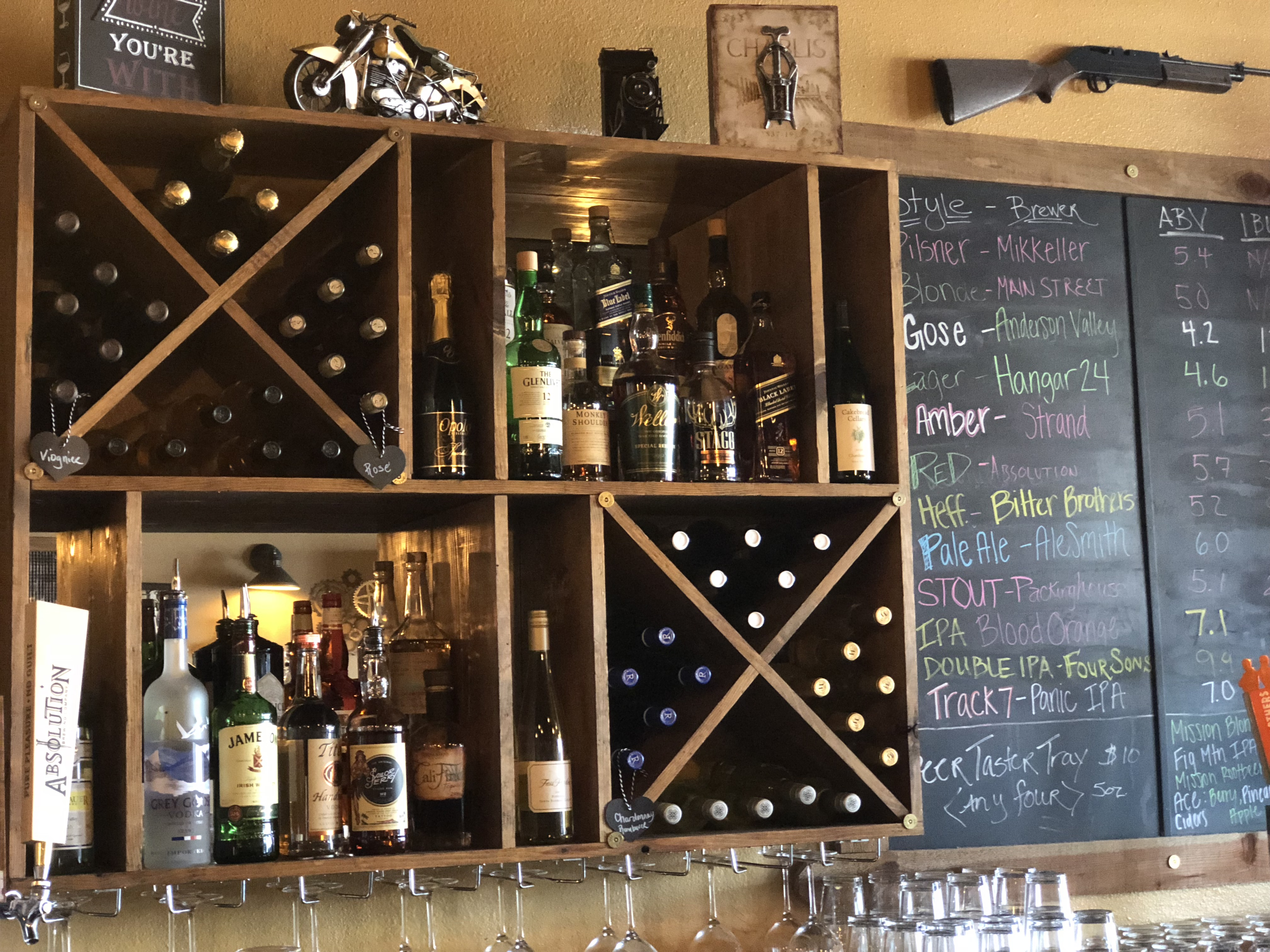 Premium Spirits & Wine