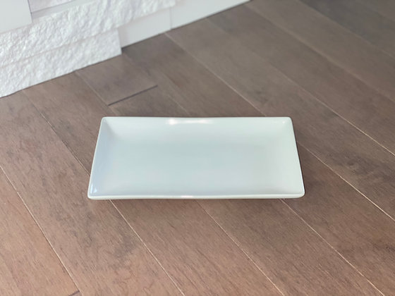 small rectangular serving platter
