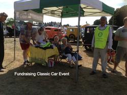 Fundraising Ripley Classic Car Show
