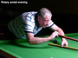 Snooker evening