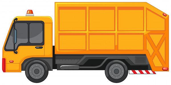 muellwagen-in-gelber-farbe_1308-35038.jp