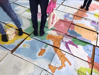 """Montessori eccellenza europea a Como: Erasmus+ 2017-2019: """"Mille Culture, una Europa""""."""