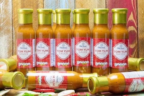 Tom Yum Sauce - ซอสต้มยำน้ำข้นสำเร็จรูป