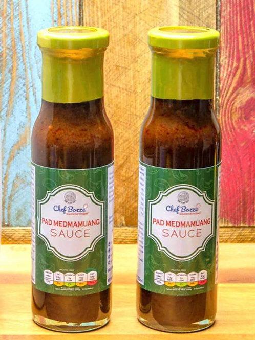 Pad Med Ma Maung Sauce - ซอสผัดเม็ดมะม่วง