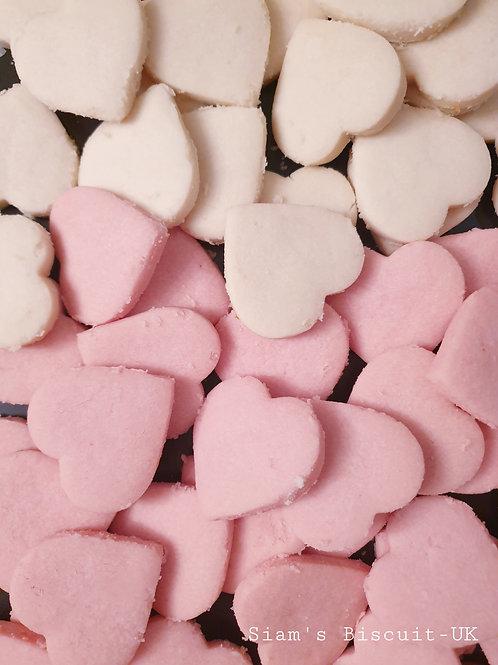 กลีบลำดวล (หัวใจ) - LumDuanl Biscuit
