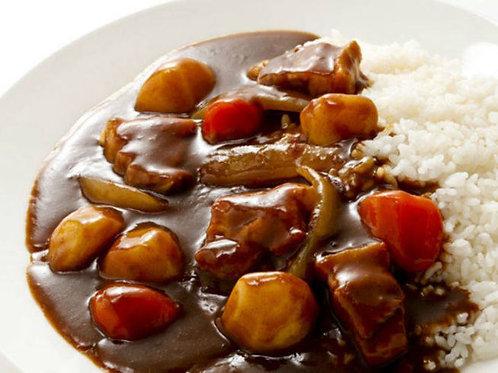 ปังแกงกะหรี่ไก่สไตล์ญี่ปุ่น - Japanese Chicken Curry Bun