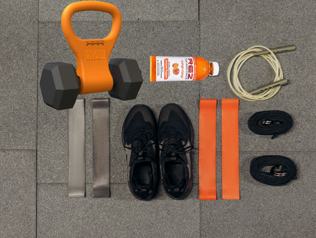 7 Things You Need From Amazon To Start Your At-home Gym For Beginners