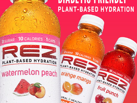 5 Reasons Rez Beverages are the Perfect Drink for Diabetics